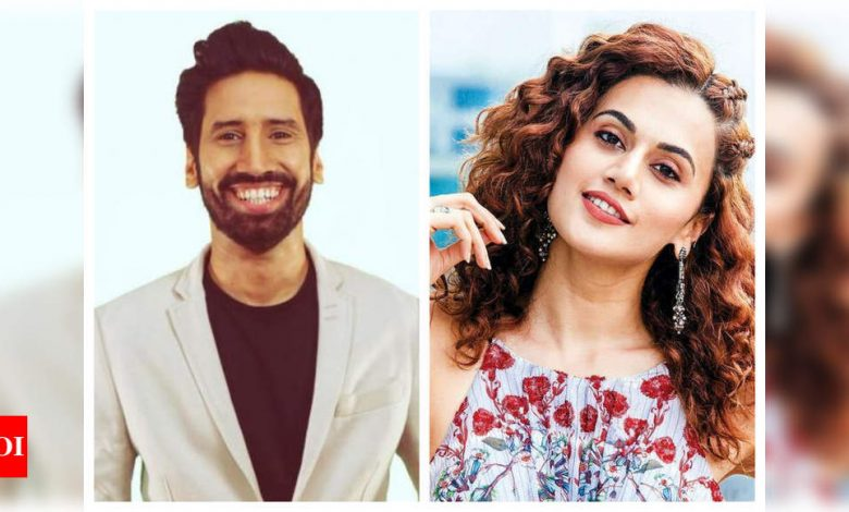 Abhilash Thapliyal: Taapsee Pannu is one of the finest female actors in the industry - Times of India