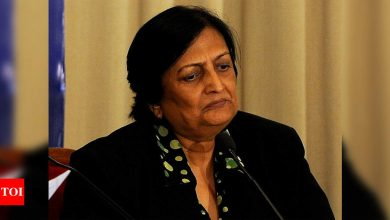 Advisable to have domestic women's pink-ball event before D/N Test in Australia: Shantha Rangaswamy | Cricket News - Times of India