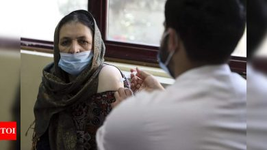 Afghanistan may see third wave of Covid-19 peak in 10 days: Health Ministry - Times of India