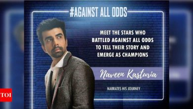 #AgainstAllOdds! Naveen Kasturia: I didn't really have the privilege of choosing my medium - Times of India