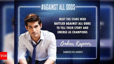 #AgainstAllOdds! Omkar Kapoor: I'm yet to find my foothold in this industry - Times of India