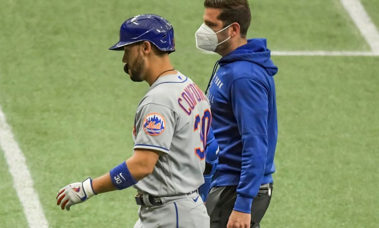 Ailing Mets suffer more injury blows in rough Rays sweep
