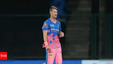 Alarm bells started going off, it was chaos: Chris Morris on COVID in IPL bio-bubble | Cricket News - Times of India