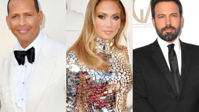 "PHOTOS: Alex Rodriguez Reportedly ""Shocked"" by Jlo"