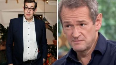 Alexander Armstrong on relationship with Pointless' Richard Osman: 'Don't want to push it'