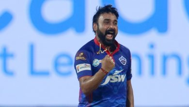 Amit Mishra recovers from Covid-19