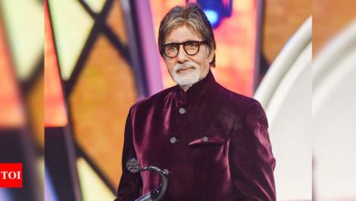 Amitabh Bachchan orders 50 Oxygen concentrators from Poland, distributes ventilators to the BMC - Times of India