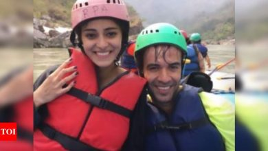 Ananya Panday birthday wishes her 'SOTY 2' director Punit Malhotra with a priceless throwback memory - Times of India