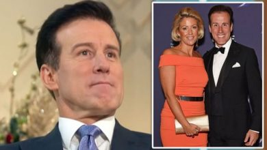 Anton Du Beke feared wife didn't want to be seen with him after dates in 'deserted' places