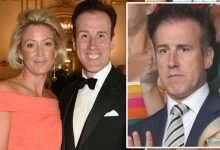 Anton Du Beke's wife branded him a 'horrible man' on first date after 'terrifying' request