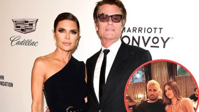 REPORT: Are Lisa Rinna And Harry Hamlin Fed Up With Daughter Amelia Hamlin
