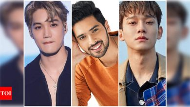Armaan Malik: I would love to collaborate with EXO Chen and EXO Kai - Times of India
