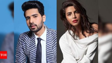 Armaan Malik: Priyanka Chopra is a prime example of how an Indian can achieve so much in the world - Times of India