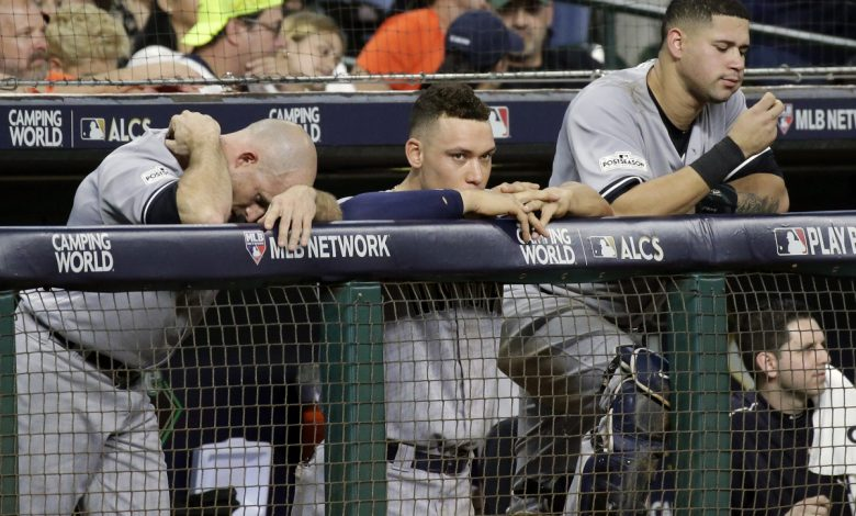 Astros may have stolen this Yankees core's best chance at World Series: Sherman