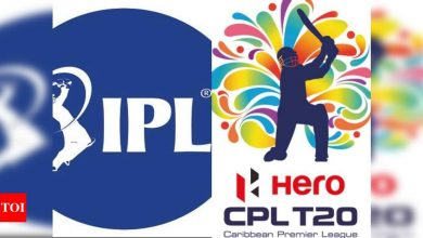 BCCI urging West Indies board to advance the start of CPL and avoid clash with remainder of IPL 2021 in UAE | Cricket News - Times of India