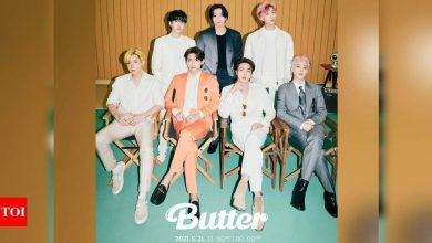 'BTS' drops the teaser of their upcoming music video 'Butter' - Times of India