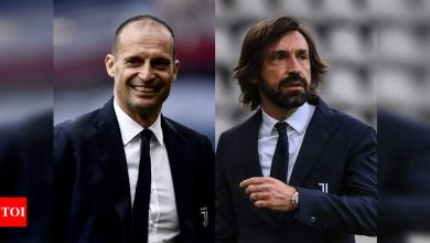 Back to square one: How Juventus' pursuit of style ended with Allegri return | Football News - Times of India