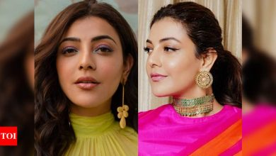 Beauty lessons you can learn from Kajal Aggarwal - Times of India