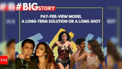 #BigStory: Pay-per-view model: A long-term solution or a long shot - Times of India
