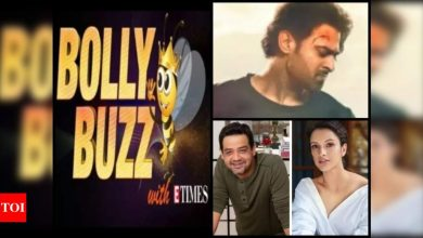 Bolly Buzz: Prabhas to feature in THIS Hollywood film; Is Anushka Sharma's brother dating this star? - Times of India ►
