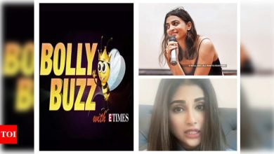 Bolly Buzz: Radhika Apte opens up about her viral nude clip, Mouni Roy appeals to fans to help Iskcon Foundation trying to provide aid to Covid-19 patients in remote areas - Times of India ►