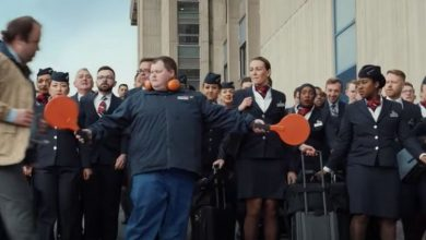 British Airways' new TV ad makes viewers emotional - 'made me all teary-eyed!'