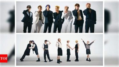 Butter: BTS pay sweet tribute to their fans in music video and now ARMY is emotional - Times of India
