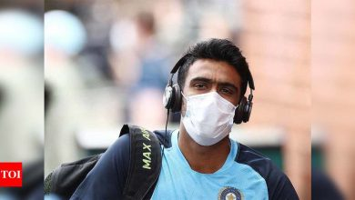 COVID-19: R Ashwin ready to buy N95 masks for people who can't afford it | Off the field News - Times of India