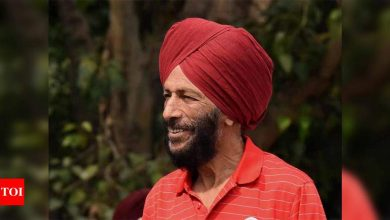 COVID positive Milkha Singh clinically stable: Hospital | More sports News - Times of India