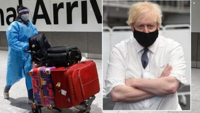 Can you go on holiday to an amber list country? PM issues warning