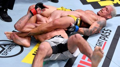 Charles Oliveira's path to UFC 262 title fight wasn't smooth
