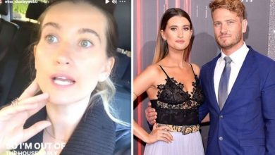 Charley Webb: Emmerdale actress involved in car accident on motorway and left in 'agony'