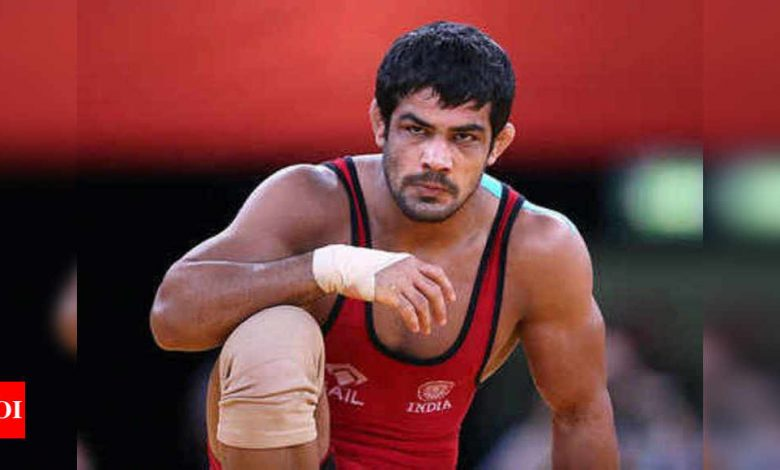 Chattrasal brawl case: Olympic medallist Sushil Kumar files anticipatory bail plea | Off the field News - Times of India