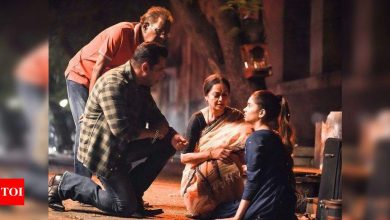 Check out these deleted scenes from Salman Khan's 'Radhe: Your Most Wanted Bhai'? - Times of India