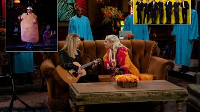 China censors Gaga, Bieber, LGBTQ references from 'Friends' reunion