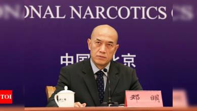China issues total ban on synthetic cannabinoids - Times of India
