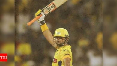 'Chinna Thala' turned our hearts inside out: CSK recalls Suresh Raina's knock | Cricket News - Times of India