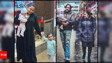 Choreographer Shabina Khan: Adopting children and giving them love is service to God - Times of India