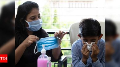 Coronavirus in kids: Children at risk of long COVID, here are the symptoms to know - Times of India
