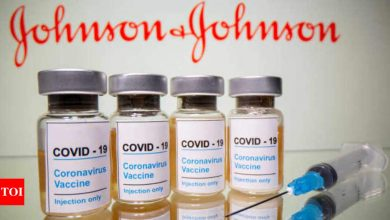 Denmark removes J&J from vaccination program over clot fears - Times of India