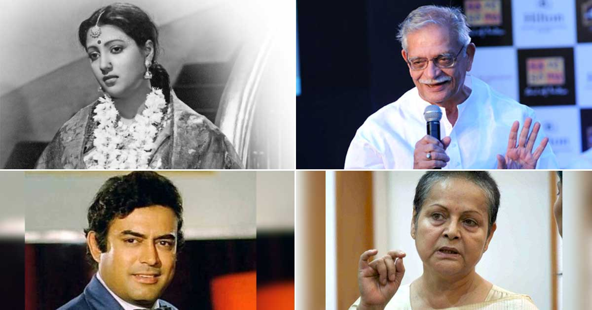 Rakhee Was Once Allegedly Slapped By Gulzar