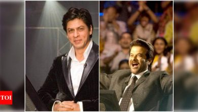 Did you know Shah Rukh Khan was the first choice for Anil Kapoor's role in 'Slumdog Millionaire' ? - Times of India