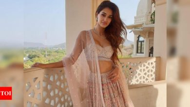 Disha Patani: Each film that I have done is special to me - Times of India