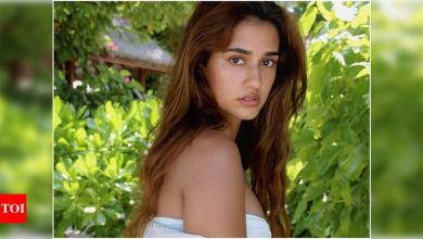 Disha Patani: Thanks to the digital medium, as it is keeping the entertainment industry running - Times of India