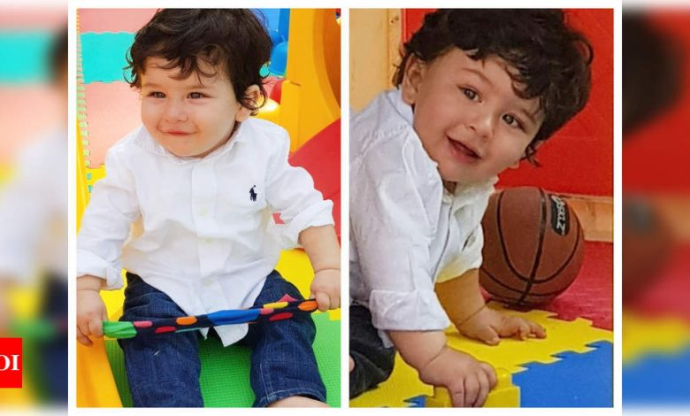 Do not miss these UNSEEN pictures of Taimur Ali Khan from his first birthday! - Times of India
