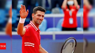 Doing press is part of the sport, says Djokovic, as Osaka debate rages on | Tennis News - Times of India