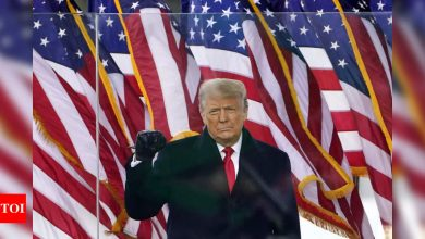 Donald Trump launches 'communications' platform - Times of India