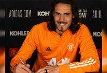 EPL: Edinson Cavani extends Man United stay with one-year deal | Football News - Times of India