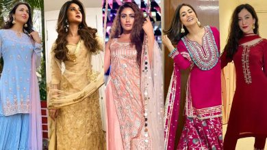 From Hina Khan To Jennifer Winget - Here