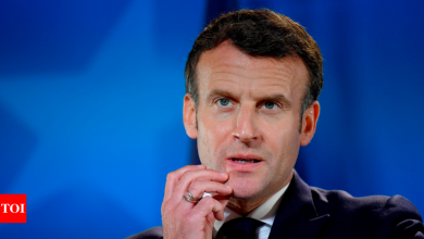 Emmanuel Macron suggests France may pull out troops from Mali - Times of India